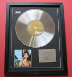 BEYONCE - B'Day CD / LP PLATINUM PRESENTATION DISC